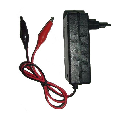 6V 1.5A Lead Acid charger