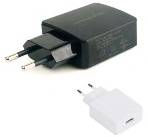 NA010050 2.1A single USB charger